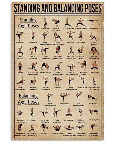 Standing And Balancing