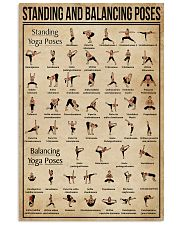 Standing And Balancing 11x17 Poster front
