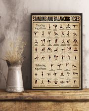 Standing And Balancing 11x17 Poster lifestyle-poster-3