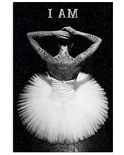 Ballet Dancer Enough 16x24 Poster front