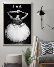 Ballet Dancer Enough 16x24 Poster lifestyle-poster-1