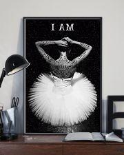 Ballet Dancer Enough 16x24 Poster lifestyle-poster-2