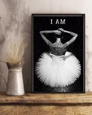 Ballet Dancer Enough 16x24 Poster lifestyle-poster-3