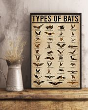 Types Of Bats 16x24 Poster lifestyle-poster-3