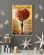 Mom To Daughter Once Upon A Time Black Tree 11x17 Poster lifestyle-holiday-poster-1