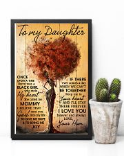 Mom To Daughter Once Upon A Time Black Tree 11x17 Poster lifestyle-poster-8
