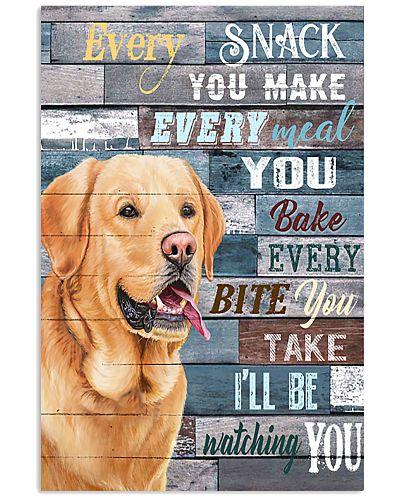 Labrador Gold Every Snack You Make