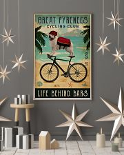 Cycling Club Great Pyrenees 11x17 Poster lifestyle-holiday-poster-1