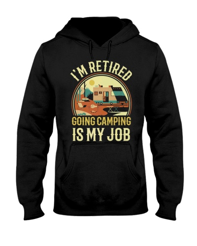 Retired And Go Camping