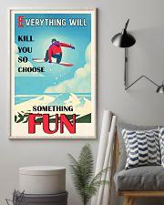 So Choose Something Fun Snowboarding 16x24 Poster lifestyle-poster-1