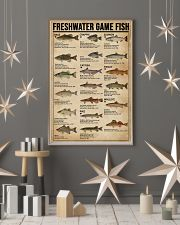 Freshwater Game Fish 11x17 Poster lifestyle-holiday-poster-1