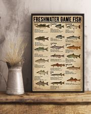 Freshwater Game Fish 11x17 Poster lifestyle-poster-3