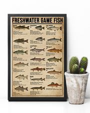 Freshwater Game Fish 11x17 Poster lifestyle-poster-8