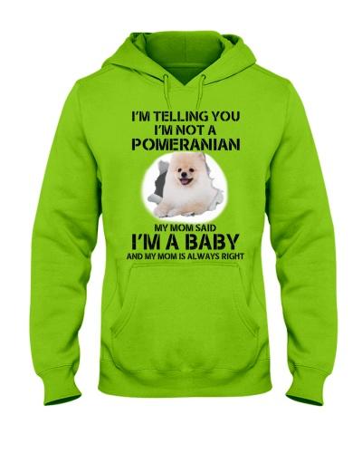 I'm Telling You Pomeranian
