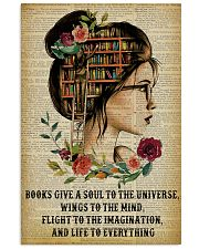 Life To Everything Reading Girl 16x24 Poster front