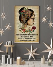 Life To Everything Reading Girl 16x24 Poster lifestyle-holiday-poster-1