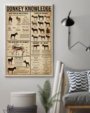 Donkey Knowledge 11x17 Poster lifestyle-poster-1
