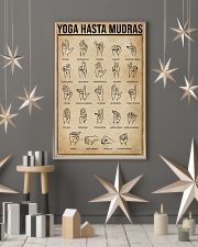 Yoga Hasta Mudras 11x17 Poster lifestyle-holiday-poster-1