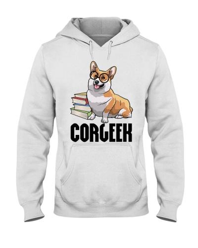 Corgeek Book Reading