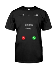 Books Calling - On Sale Classic T-Shirt front