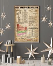 Registered Nurse Knowledge 16x24 Poster lifestyle-holiday-poster-1
