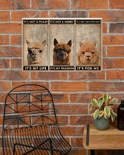 Alpaca It's Not A Phase 24x16 Poster poster-landscape-24x16-lifestyle-24