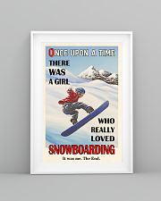 Once Upon A Time Snowboarding 16x24 Poster lifestyle-poster-5