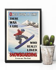 Once Upon A Time Snowboarding 16x24 Poster lifestyle-poster-8