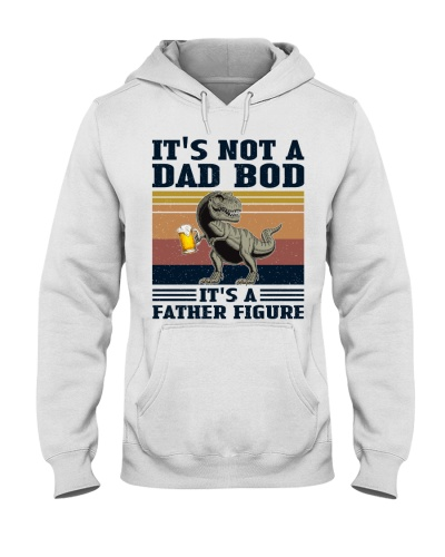 Retro Navy Dad Bod Dinosaur