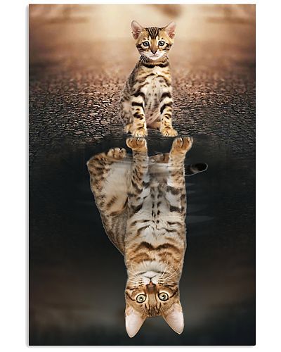 Bengal Cat Believe In Yourself