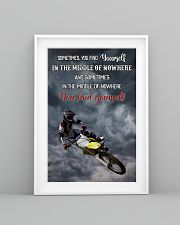 Motocross Find Yourself 16x24 Poster lifestyle-poster-5