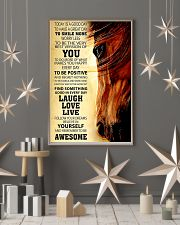 Horse Today Is A Good Day 11x17 Poster lifestyle-holiday-poster-1