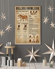 Bulldog Knowledge 11x17 Poster lifestyle-holiday-poster-1