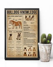 Bulldog Knowledge 11x17 Poster lifestyle-poster-8