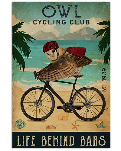 Cycling Club Owl