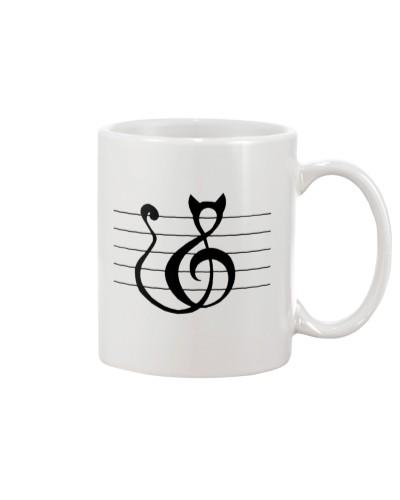 Musician Love Cat