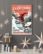Choose Something Fun Skiing 16x24 Poster lifestyle-holiday-poster-1
