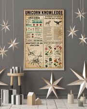 Unicorn Knowledge Mythical Creatures 11x17 Poster lifestyle-holiday-poster-1