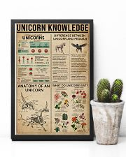 Unicorn Knowledge Mythical Creatures 11x17 Poster lifestyle-poster-8