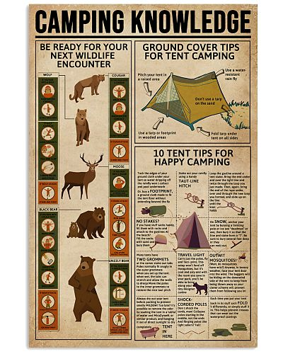 Camping Knowledge