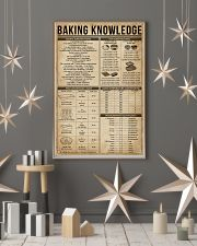 Baking Knowledge 16x24 Poster lifestyle-holiday-poster-1