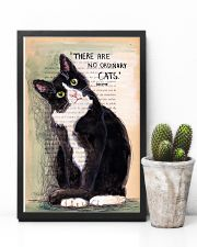 There Are No Ordinary Cats 11x17 Poster lifestyle-poster-8