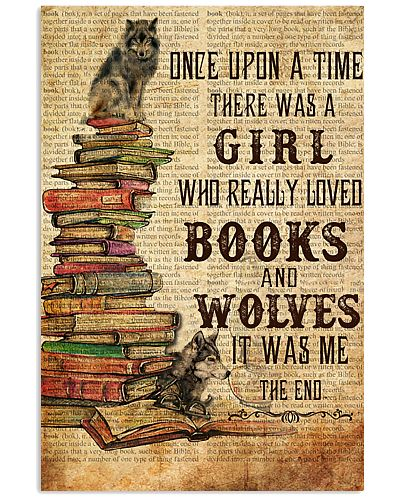 Once Upon A Time Reading Wolves