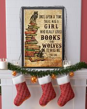 Once Upon A Time Reading Wolves 11x17 Poster lifestyle-holiday-poster-4