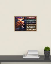 Mermaid Anything Can Happen 24x16 Poster poster-landscape-24x16-lifestyle-09