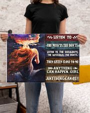 Mermaid Anything Can Happen 24x16 Poster poster-landscape-24x16-lifestyle-20
