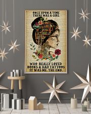 Once Upon A Time Tattoo Reading 11x17 Poster lifestyle-holiday-poster-1