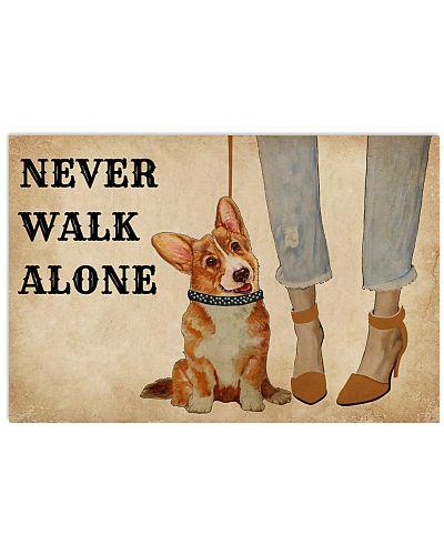 Heels Never Walk Alone Corgi