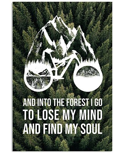 Forest And Into The Forest Cycling