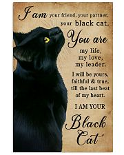I Am Your Black Cat 16x24 Poster front